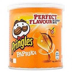 Pringles Paprika 40g