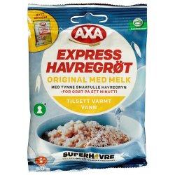 Havregrøt M/Melk Axa