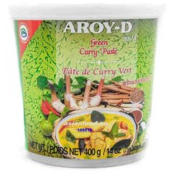 AROY- D Green Curry Paste