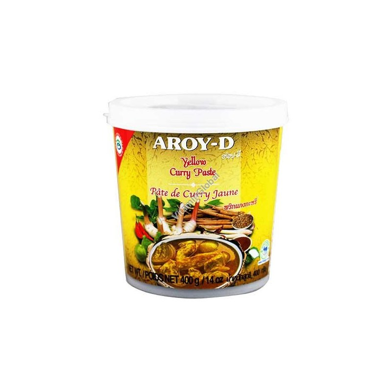 AROY- D Yellow Curry Paste