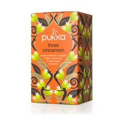 Pukka Three Cinnamon