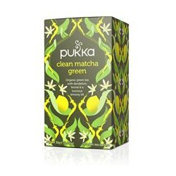 Pukka Green Matcha Clean