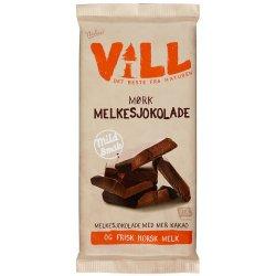 Vill Mørk Melkesjokolade