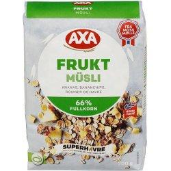 Fruktmüsli Axa