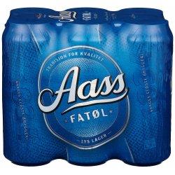 Aass Fatøl 6-Pack
