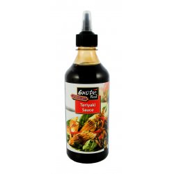 Teriyaki Sauce Exotic Food