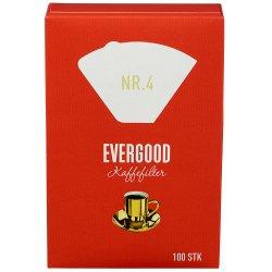 Evergood Kaffefilter Nr.4