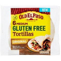 Glutenfri Tortillas Old El Paso