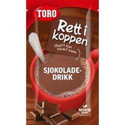 Sjokoladedrikk Rett i koppen