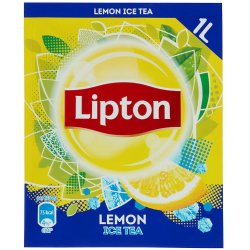 Ice Tea Lemon Pulver Lipton