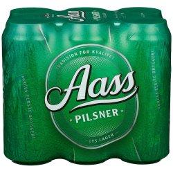 Aass Pilsner 6-Pack