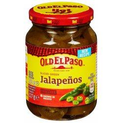 Jalapeños Old El Paso
