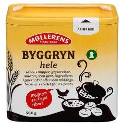 Byggryn Hele Møllerens