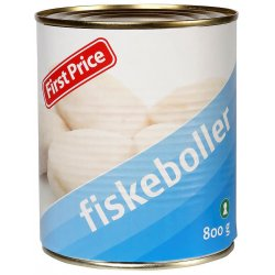 First Price Fiskeboller