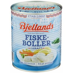 Fiskeboller Bjellands