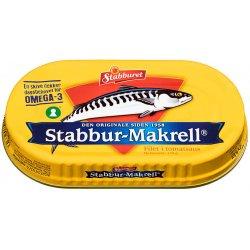 Makrell i tomat Stabburet