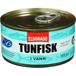 Eldorado Tunfisk i vann