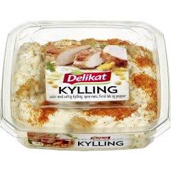 Delikat Kyllingsalat