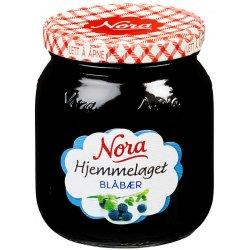 Blåbærsyltetøy Hjemmelaget Nora