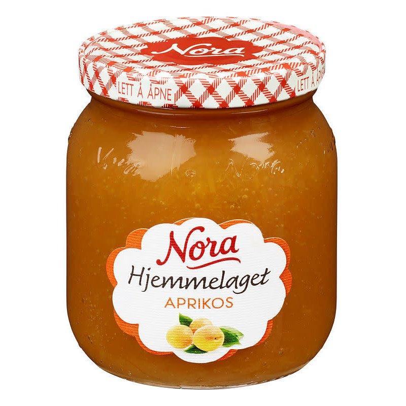 Aprikossyltetøy Nora