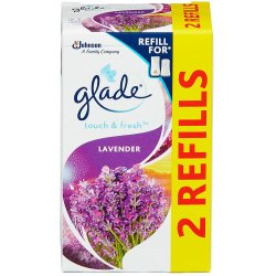 Glade One-touch Twin Lavender Refil