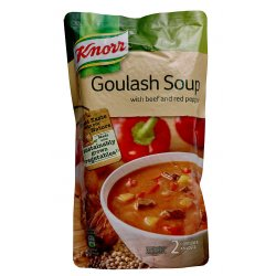 Knorr Goulash Suppe