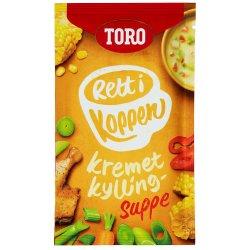 R.I.K. Kremet Kyllingsuppe