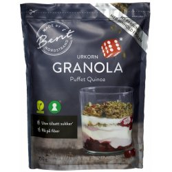 Granola Frø&quinoa B.Nordstrand