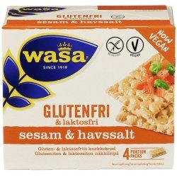 Wasa Sesam& Havsalt Gluten-og Laktosefri