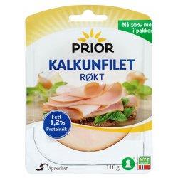 Prior Kalkunfilet Røkt