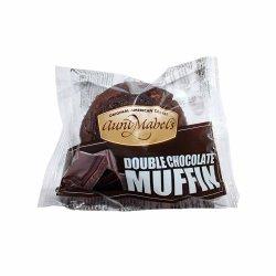 Aunt Mabel's Mørk Sjokolade Muffins