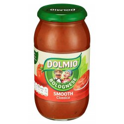 Pastasaus Bolognese Smooth Dolmio