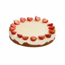 Ostekake M/Jordbær