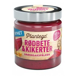 Rødbete & Kikerter Plantego'