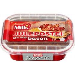 Julepostei m/Bacon Mills
