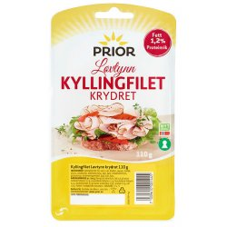 Kyllingfilet Løvtynn Prior