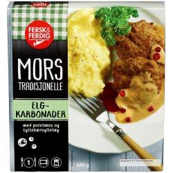Elgkarbonader m/Potetmos Fersk&Ferdig