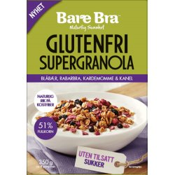 Supergranola Glutenfri Bare Bra