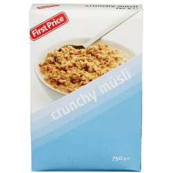 Crunchy Musli First Price