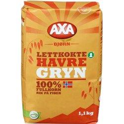 Axa Havregryn Lettkokte