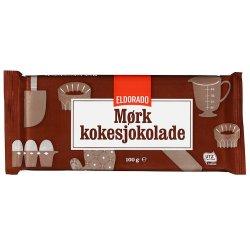 Eldorado Mørk Kokesjokolade