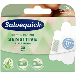 Plaster Sensitive Aloe Vera