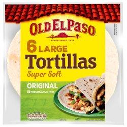 Tortillas Large Old El Paso