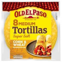 Tortillas Medium Corn
