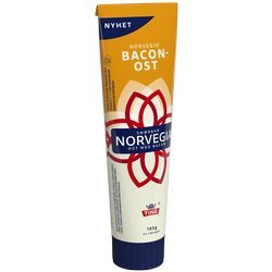 Norvegia Smørbar Bacon i Tube