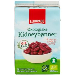 Kidneybønner Go Eco