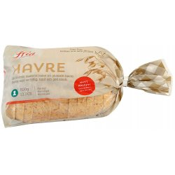 Havrebrød Glutenfri 500g Fria