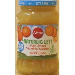 Appelsinmarmelade Mer Frukt Nora