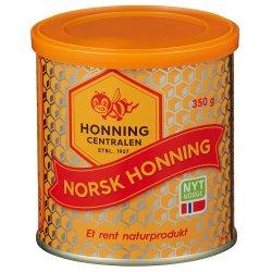 Honning Centralen Ekte Honning