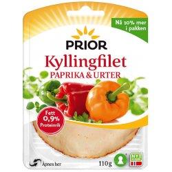 Prior Kyllingfilet Paprika & Urter